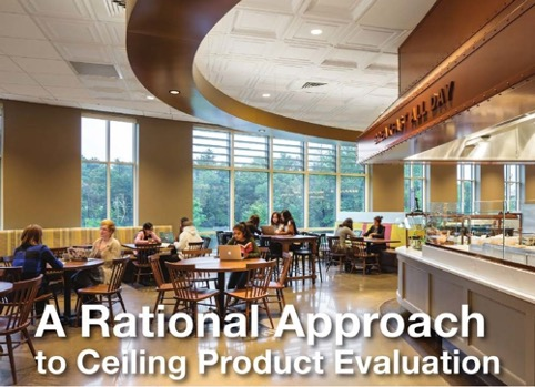 A Rational Approach to Ceiling Product Evaluation
