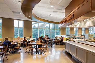 Mount Holyoke College Student Dining Commons